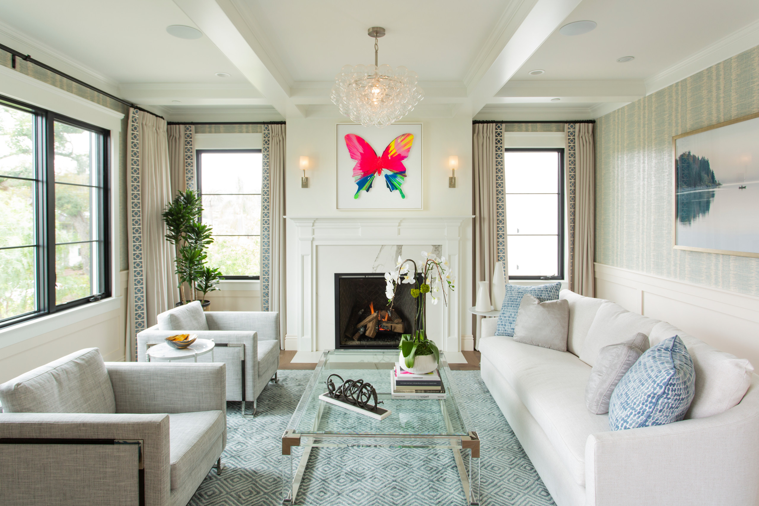 Little Holmby Transitional Cape Cod- Ground Up Transformation