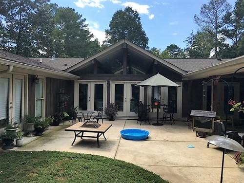 Atlanta Porch U0026 Patio | Contemporary Porch U0026 Patio Renovation
