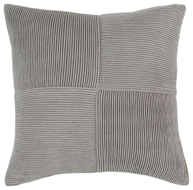 Conrad Pillow 20x20x5, Polyester Fill.