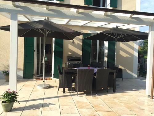 terrassenplatten verlegen l ngs oder quer. Black Bedroom Furniture Sets. Home Design Ideas