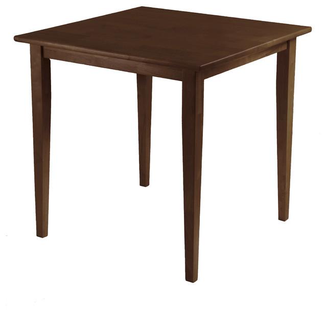 Groveland Square Dining Table Shaker Leg Transitional  : transitional dining tables from www.houzz.com size 640 x 614 jpeg 37kB