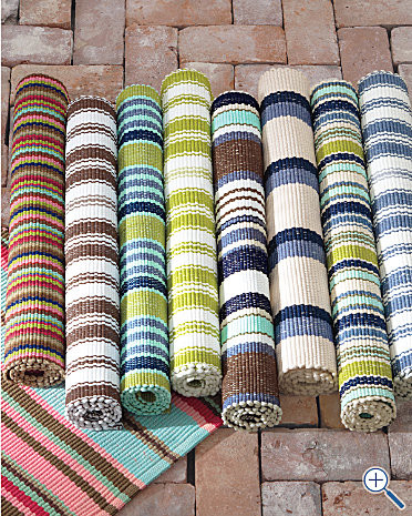 Solid & Striped Rugs at Rugs USA - Affordable and colorful rugs