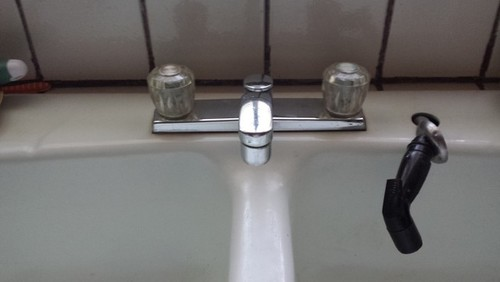 low water pressure in kitchen sink only - Low Water Pressure In Bathroom