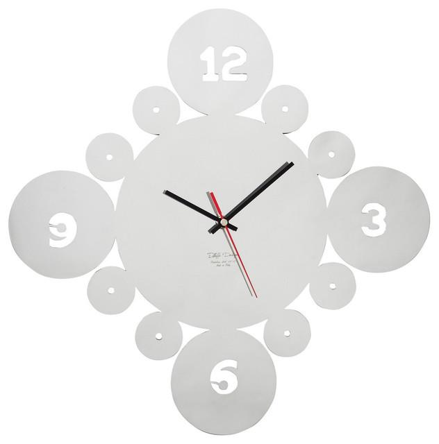 Diamond Wall Clock, Small