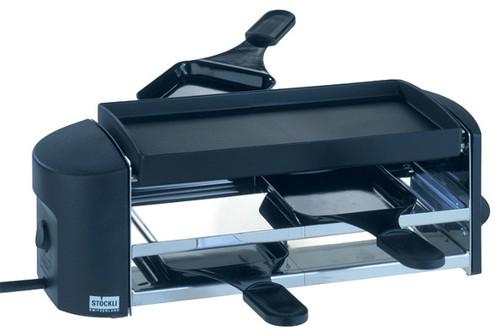 Cheeseboard Twin Raclette- und Grillgerät Stöckli
