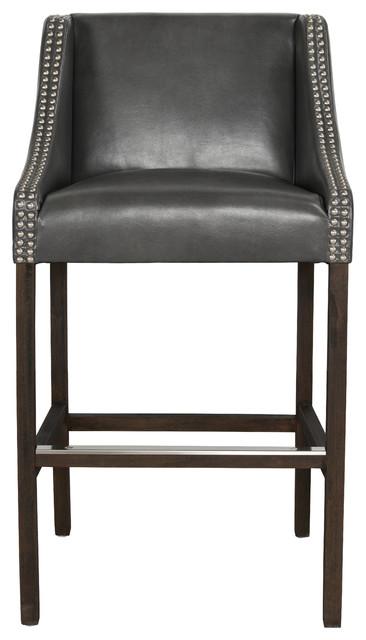 Brilliant Castaic 30 Barstool By Kosas Home Creativecarmelina Interior Chair Design Creativecarmelinacom