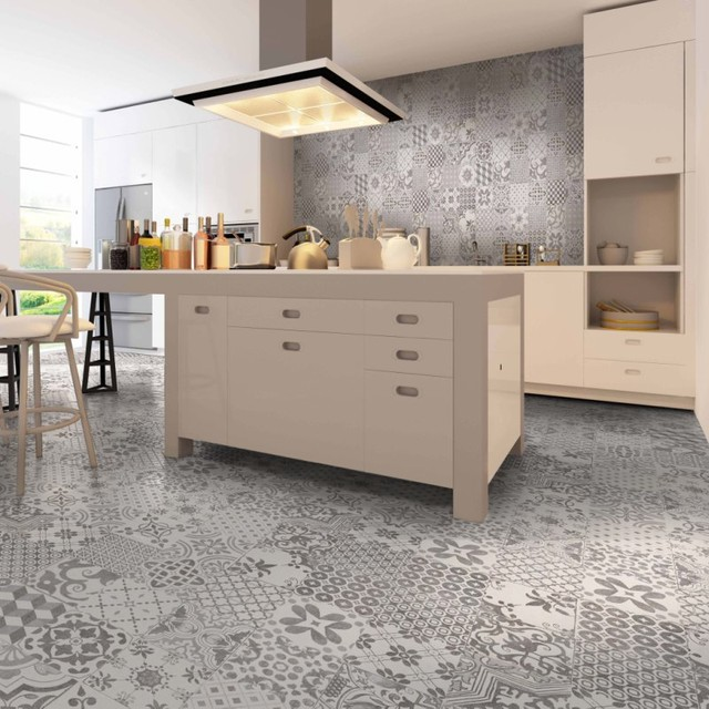 Grey Kitchen Floor Tiles Uk: Avon Original Style Tiles