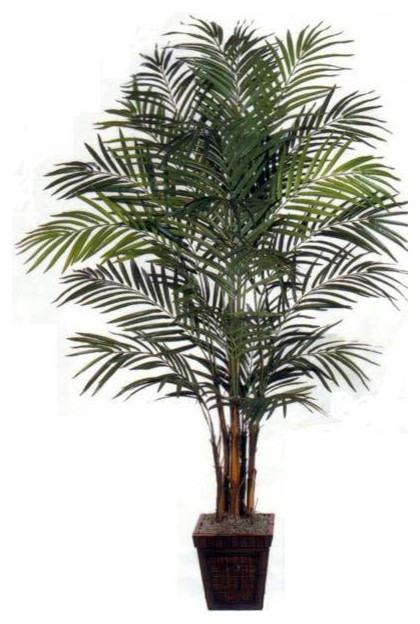 Foot Areca Palm Artificial Tree Asian Artificial