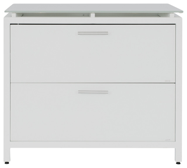 Nova Lateral File - Modern - Filing Cabinets - by SCANDIS