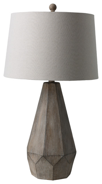 Draycott Table Lamp, Taupe