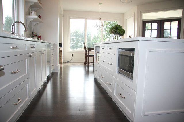 Kitchen Cabinets - Modern - Kitchen Islands And Kitchen Carts - Vancouver - by Arts Custom ...