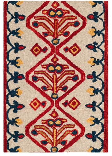 Safavieh APN703-2 Aspen 2'x3' Rectangle Wool Hand Tufted Southwestern Area Rug