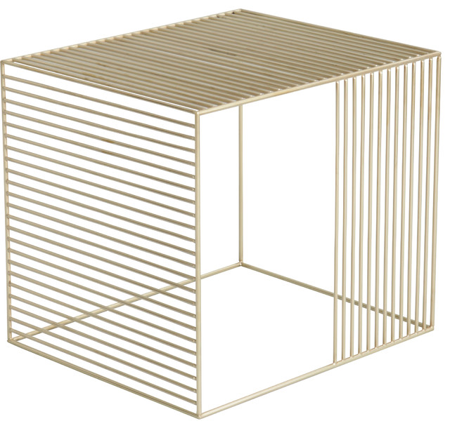 Wire Table - Contemporary - Side Tables And End Tables - by Iacoli ...