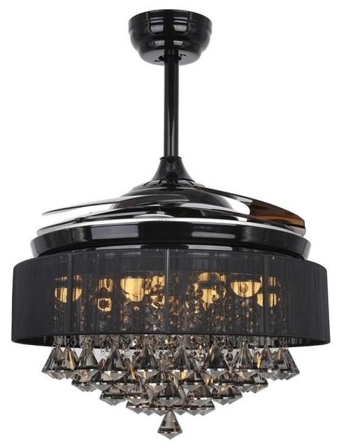 Modern LED Ceiling Fan 42\
