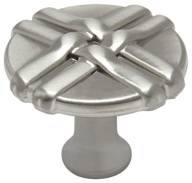 Cabinet Round Knob - Transitional - Cabinet And Drawer Hardware - by ...