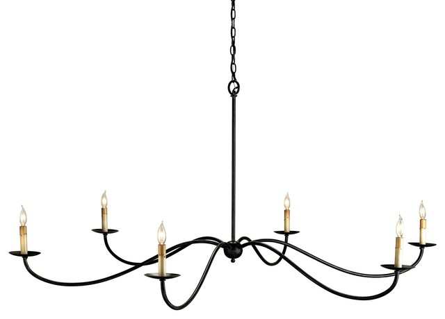 Saxon Chandelier                                              Currey In A Hurry