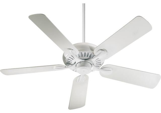 "Quorum International Q191525 Pinnacle 5 Blade 52"" Sweep Outdoor Ceiling Fan."