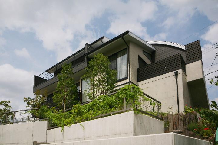 ガレージのある家 MIHARASHINOIE