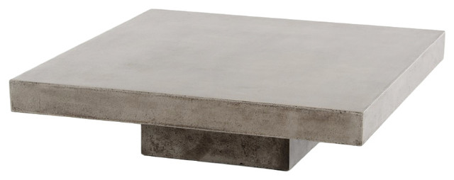 Allen Day Concrete Coffee Table