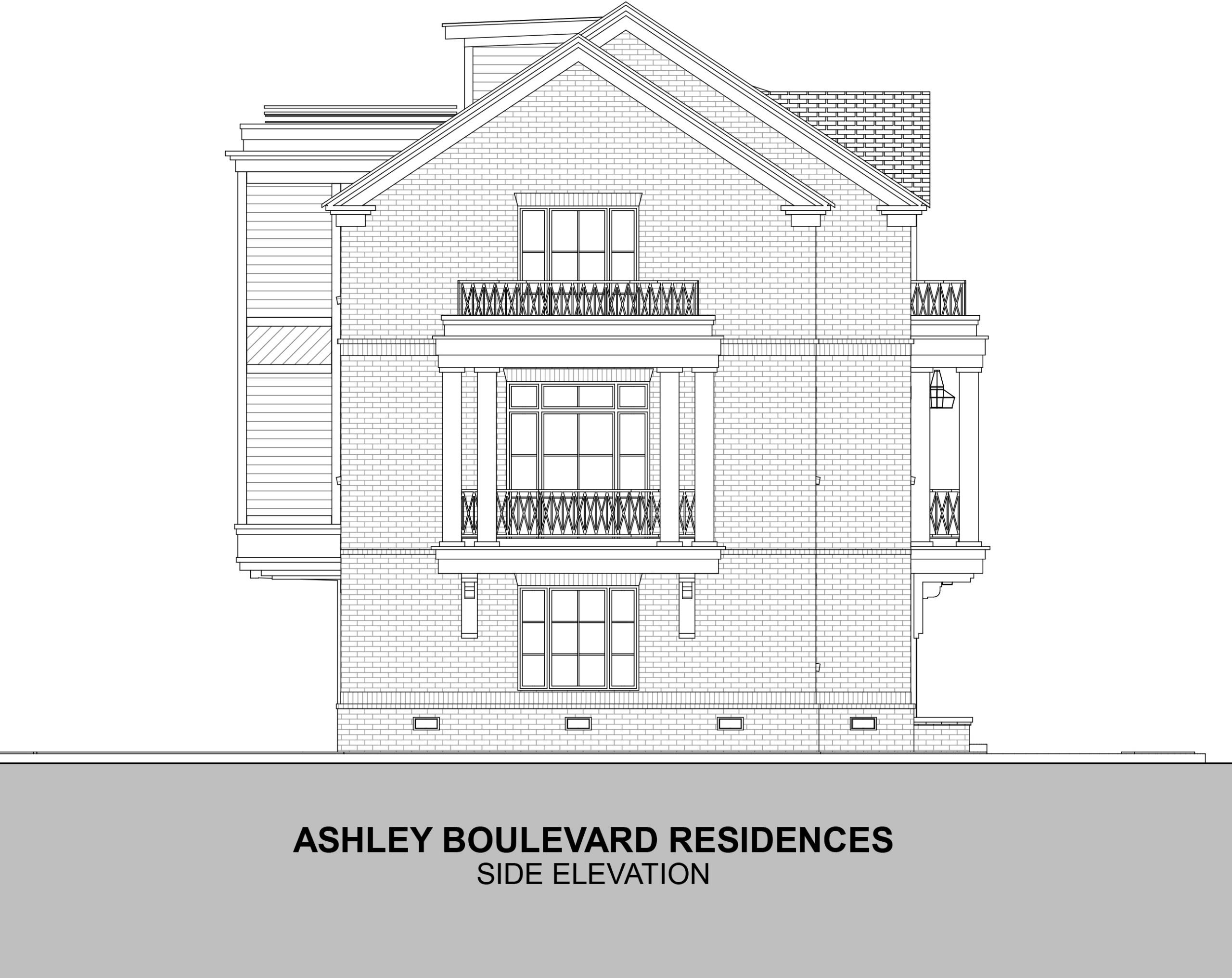 IN PROGRESS | Ashley Blvd Residences