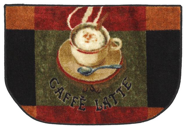 "Caffe Latte Primary Rug, 1'6""x2'6 Slice"