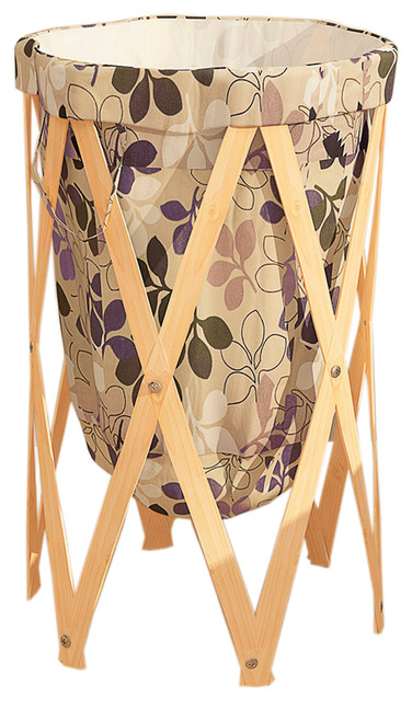 Collapsible Laundry Hamper Blh8.
