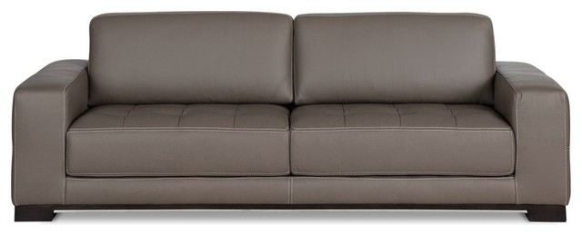 Andreas Leather Sofa - Contemporary - Sofas - by Scandinavian Designs