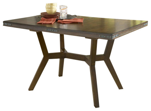 Hillsdale furniture 4232 814 arbor hill extension for Dining room table 40 x 60