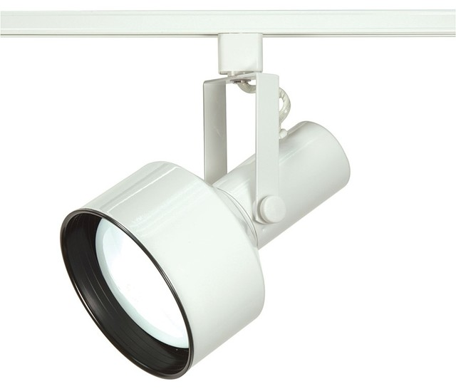TH210 Nuvo 1 Light Bullet Cylinder White R30 Track Head