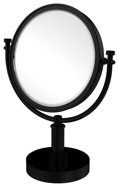 8 Table Mirror 15 4x Contemporary Makeup Mirrors