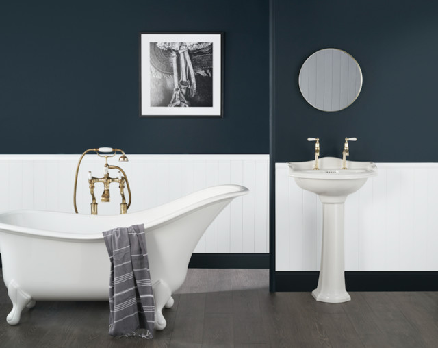 How To Paint Your Bathroom Properly Houzz Au