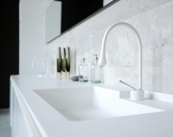 Gessi Goccia Bathroom Range Modern Bathroom Taps And
