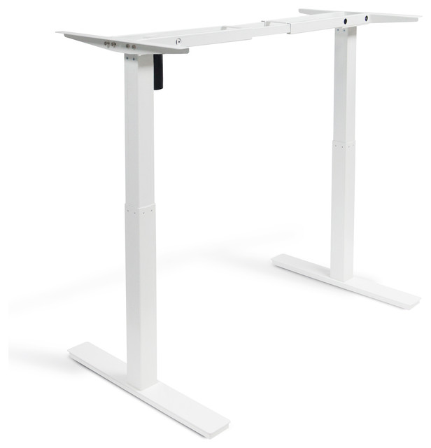 Attrayant Standing Desk Frame With Electric Adjustable Height   Modern   Desks And  Hutches   By Vifah