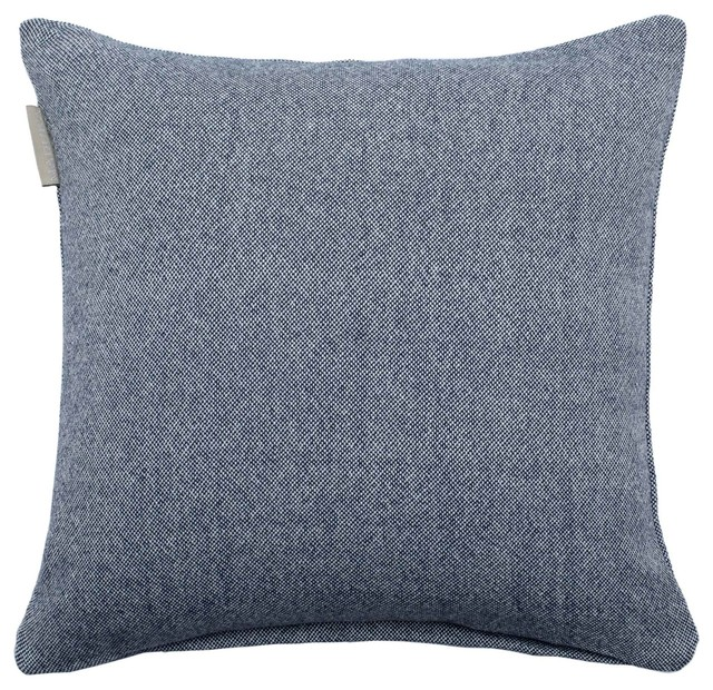 Pillow Cover Chambray - Contemporary - Decorative Pillows - by Madura