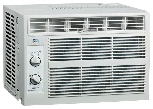 5000 Btu Mechanical Window Air Conditioner.