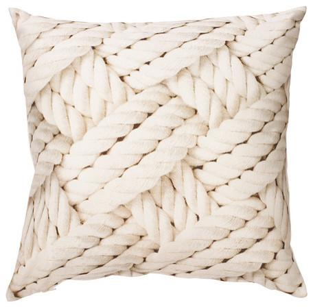Lisel Cushion, Rope Pattern