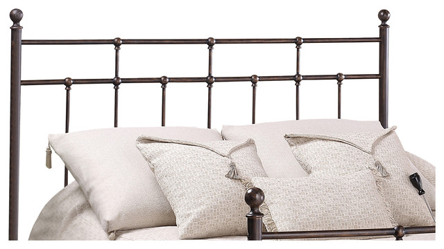Providence Headboard With Rails.
