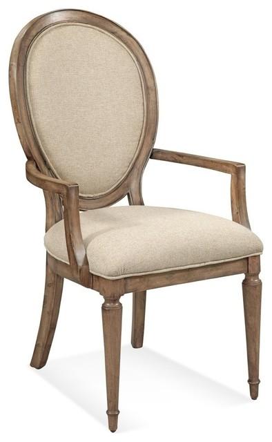Esmond Arm Chairs, Set of 2