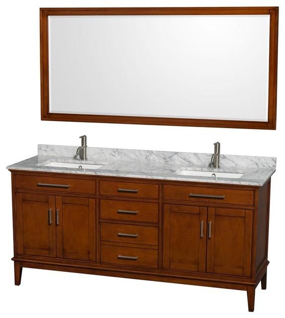 72 In Eco Friendly Bathroom Vanity With Mirror Transitional Bathroom Vanities And Sink