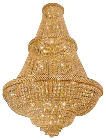 French Empire Crystal Chandelier With Swarovski Crystal ...