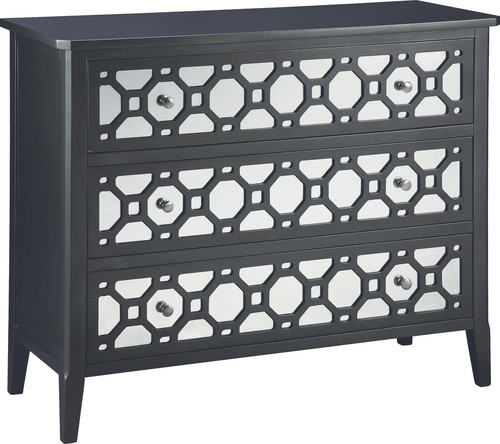 Vivien 3-Drawer Accent Chest, 47628