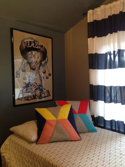 A Modern Teenage Boy S Bedroom Retreat
