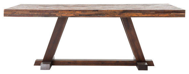 Four Hands Bina Max 84 Quot Dining Table Rustic Dining