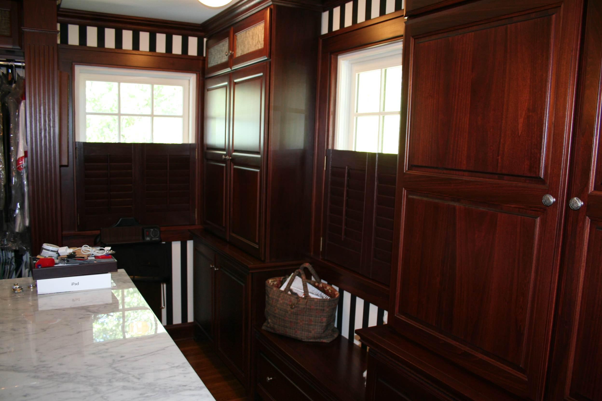 Master Closet Cabinetry