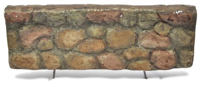 Stone Wall For Miniature Garden Fairy Garden Rustic