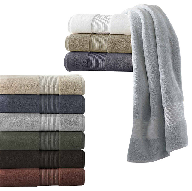 3fab3c0923 St. Tropez Luxury Spa Towels - Traditional - Bath Towels - by Luxor ...