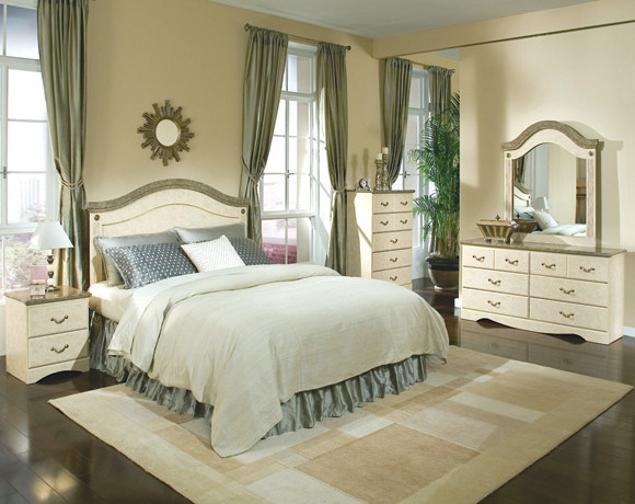 bedroom set traditional columbus by american freight furniture