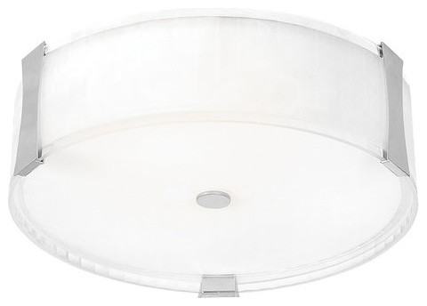 Tara 3-Light Flush Mount.