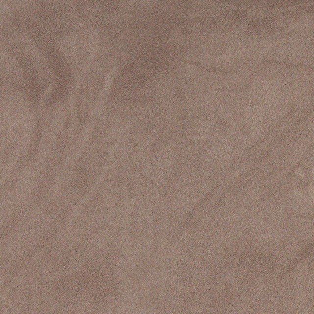 Taupe Microsuede Suede Upholstery Fabric By The Yard