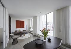 Avant/Après : 43 m2 de rêve avec grande terrasse à Paris 14e